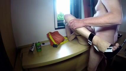 amateur spycam first anal