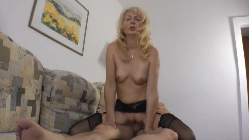 amateur mature blonde wife fucking