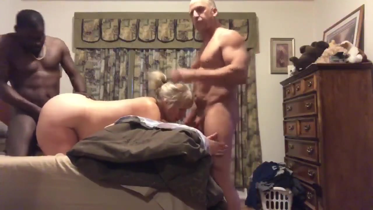 Husband Wife Amateur Threesome